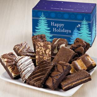 Fairytale Brownies Holiday Sprite Dozen Gift Box