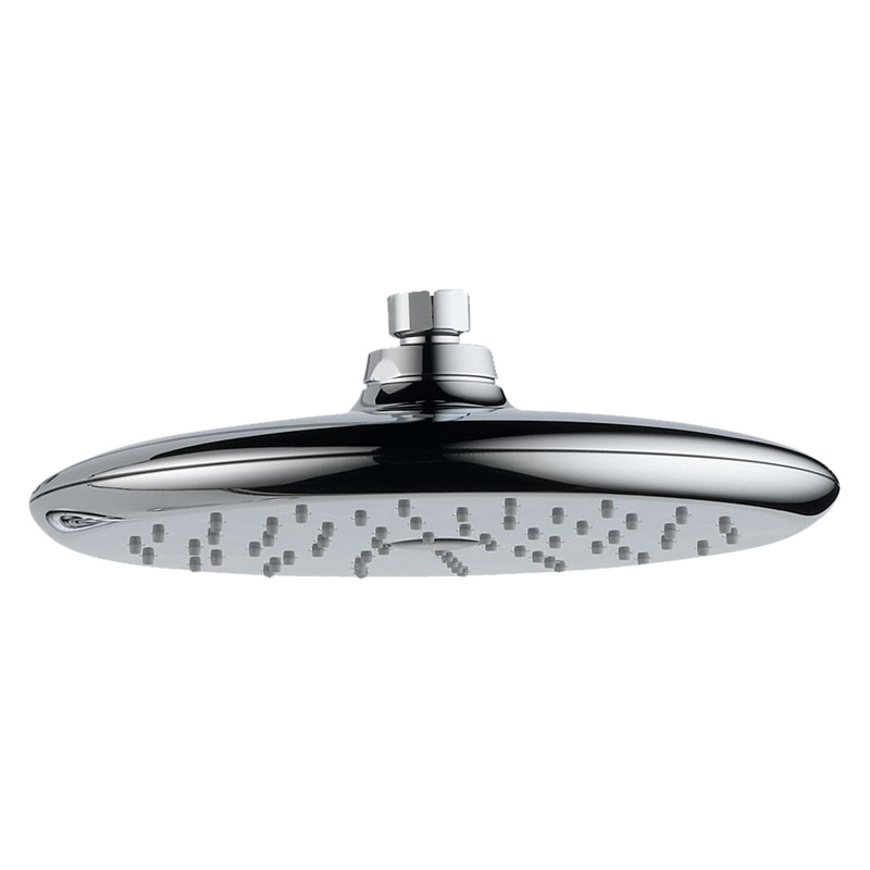 delta lahara 52382 touch clean raincan shower head shower faucets at hayneedle. Black Bedroom Furniture Sets. Home Design Ideas