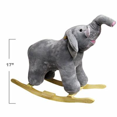  Allen the Rocking Elephant