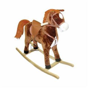 Charm Hercules the Rocking Horse with Sound