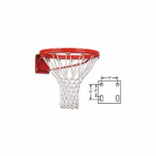 First Team Heavy Duty Double Rim Fixed Basketball Goal