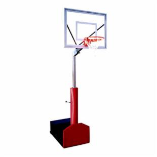 First Team Rampage II Portable Basketball System