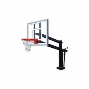 First Team HydroShot III Adjustable Swimming Pool Basketball Hoop System