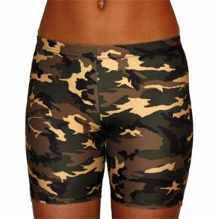 Funkadelic Camouflage Ambush 5.5 in. Volleyball Shorts