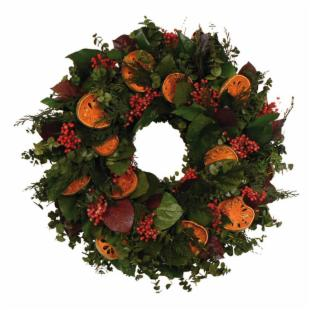 Evergreen Artisan Collection Wreath