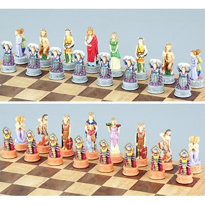  Zodiac Chessmen