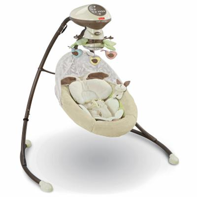 Fisher-Price Cradle-n-Swing - My Little Snugabunny