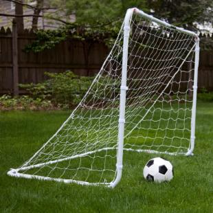 Franklin Competition Steel Portable Soccer Goal - 6&#39; x 4&#39;