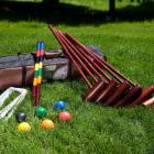 Franklin Expert Croquet Set