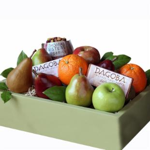 Organic Gourmet Gift Box