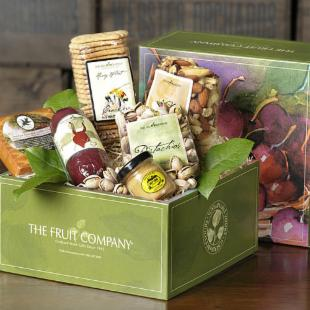 The Fruit Company Snack Gift Box