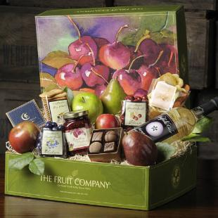 The Fruit Company Harvest Gathering Gift Box
