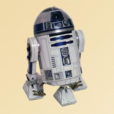 Star Wars R2-D2 Wall Decal