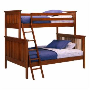 Canyon Lake Mission Twin over Full Bunkbed