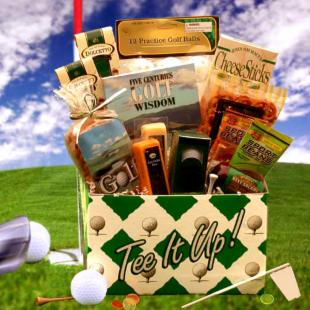 Tee It Up Gift Box