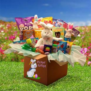 Easter of Fun Family Deluxe Care Package