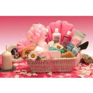Ultimate Relax Spa Gift Basket