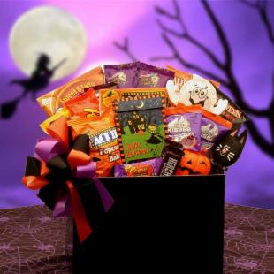 The Good Little Witch Halloween Gift Box