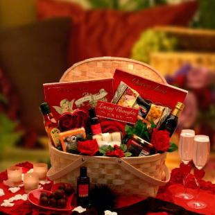 A Celebration of Love and Romance Hamper