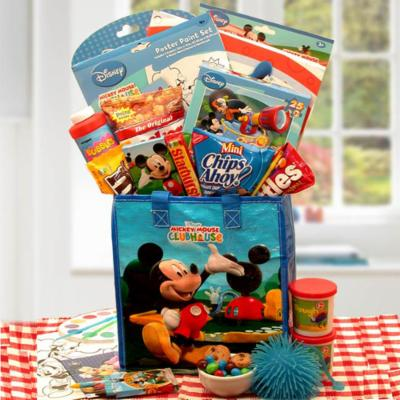 Mickeys Fun House Gift Bag