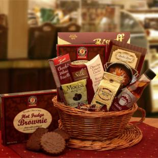 A Cup of Joe Coffee Gift Basket