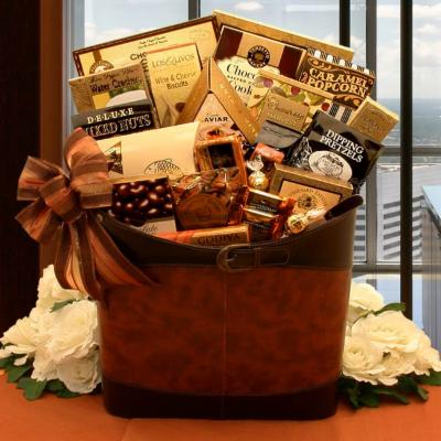Buy announcements gifts selection - Executive Selections Gift Tote