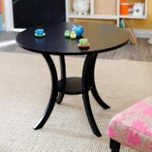  Classic Playtime Round Pedestal Table