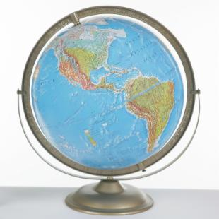 Cram Taylor 12-Inch Diameter Tabletop Globe