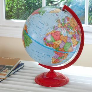 Cram Mansfield 12-Inch Diameter Tabletop Globe