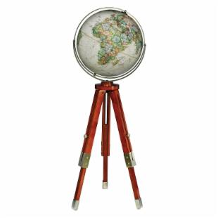 National Geographic Eaton Floor Globe