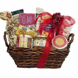 Entree Gourmet Gift Basket