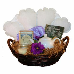 Peaceful Moments Relaxation Gift Basket