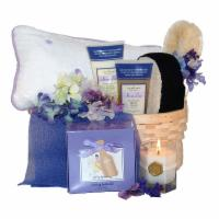 Stress Less Spa Gift Basket