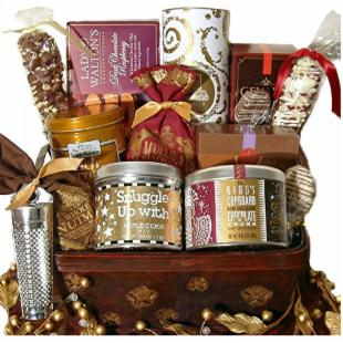 Heart Warming Holiday Gift Basket
