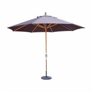Galtech 11-ft. Classic Teak Patio Umbrella