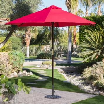 Market umbrellas bond 9 in Patio Umbrellas - Compare Prices, Read