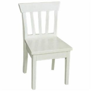 Gift Mark Square Table Chair Set  - Set of 2