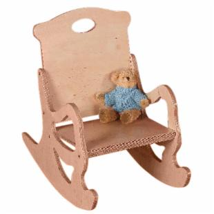 Puz Rocking Chair