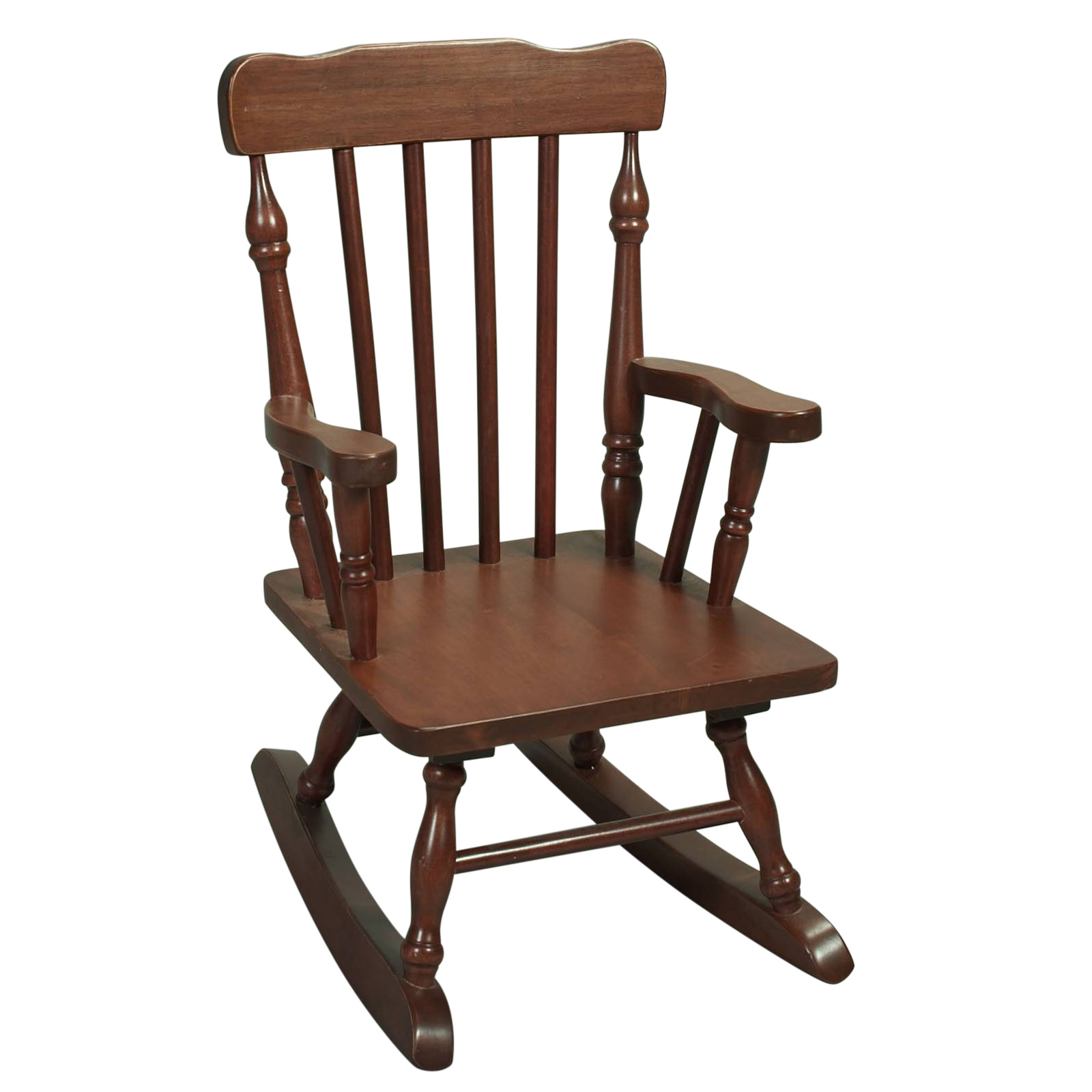 child colonial rocking chair kids rocking chairs at hayneedle. Black Bedroom Furniture Sets. Home Design Ideas