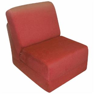 Fun Furnishings Micro Suede Teen Sleeper Chair