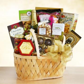 Winner&#39;s Circle Gourmet Gift Basket