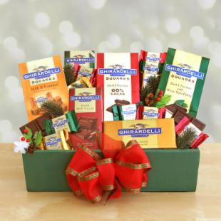 A Gift of Ghirardelli Chocolate Gift Box