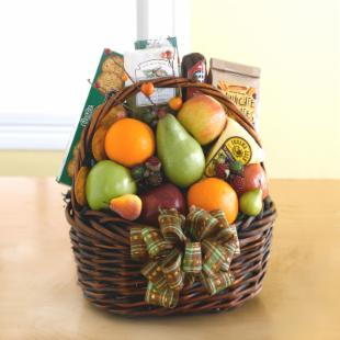 Fruit Harvest Gift Basket