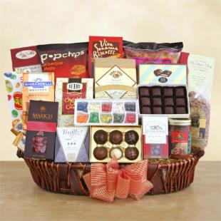 California Grand Gourmet Gift Basket