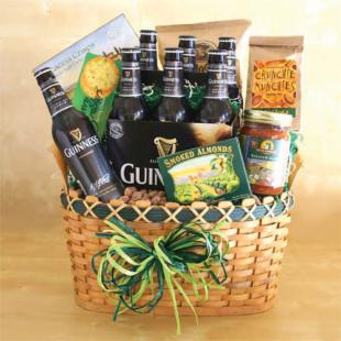 The Irish Pub Beer Gift Basket