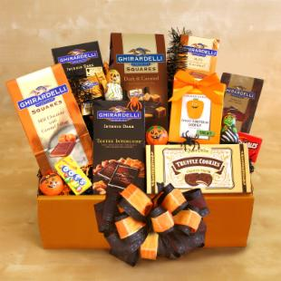 Goulish for Ghirardelli Chocolate Gift Box