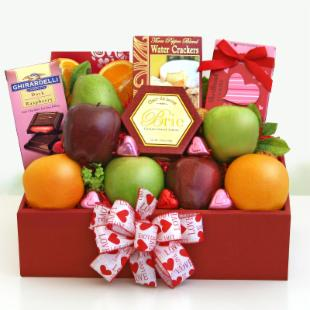 Fruitfully Yours Valentine Gift Box