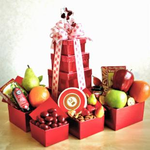 Heights of Love Valentine Gift Tower