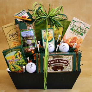 Irish Pastime Gift Basket