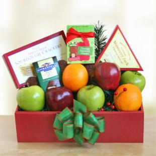 Holiday Fruit Fusion Gift Box